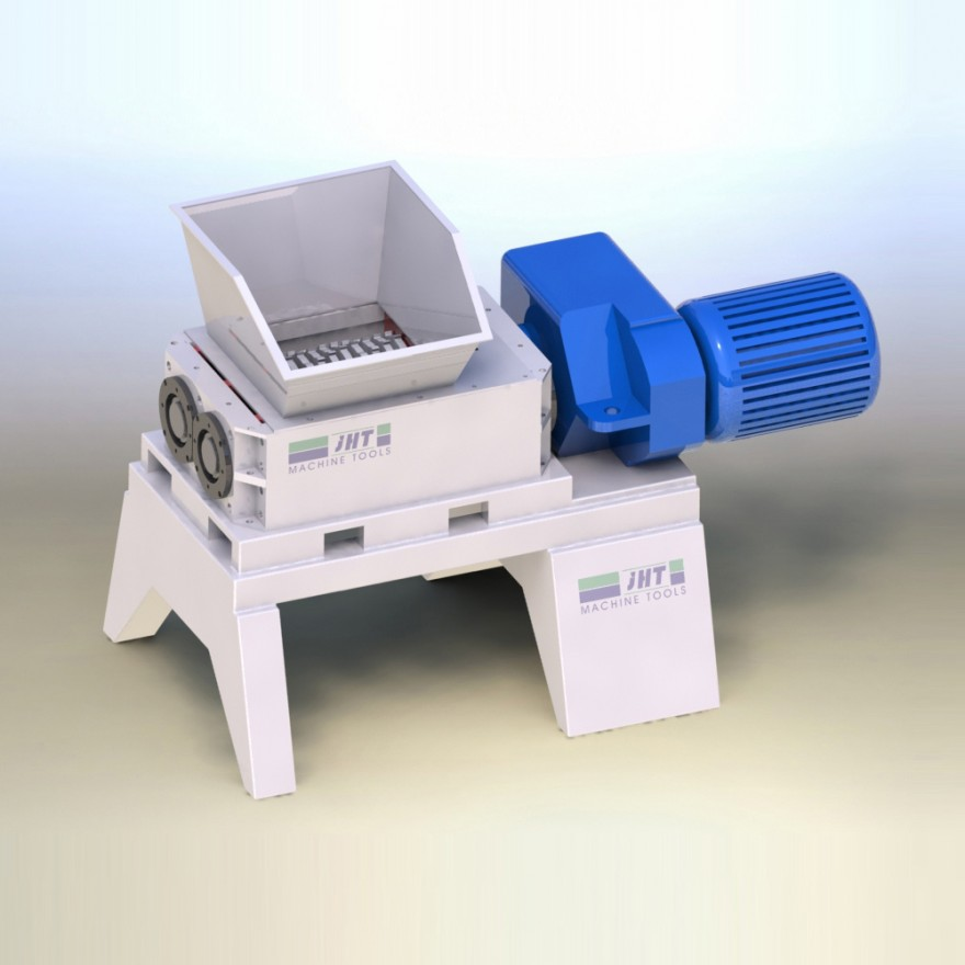 Small Size Shredder Machine (Mini Shredder) for Metal and Solid Waste Recycling