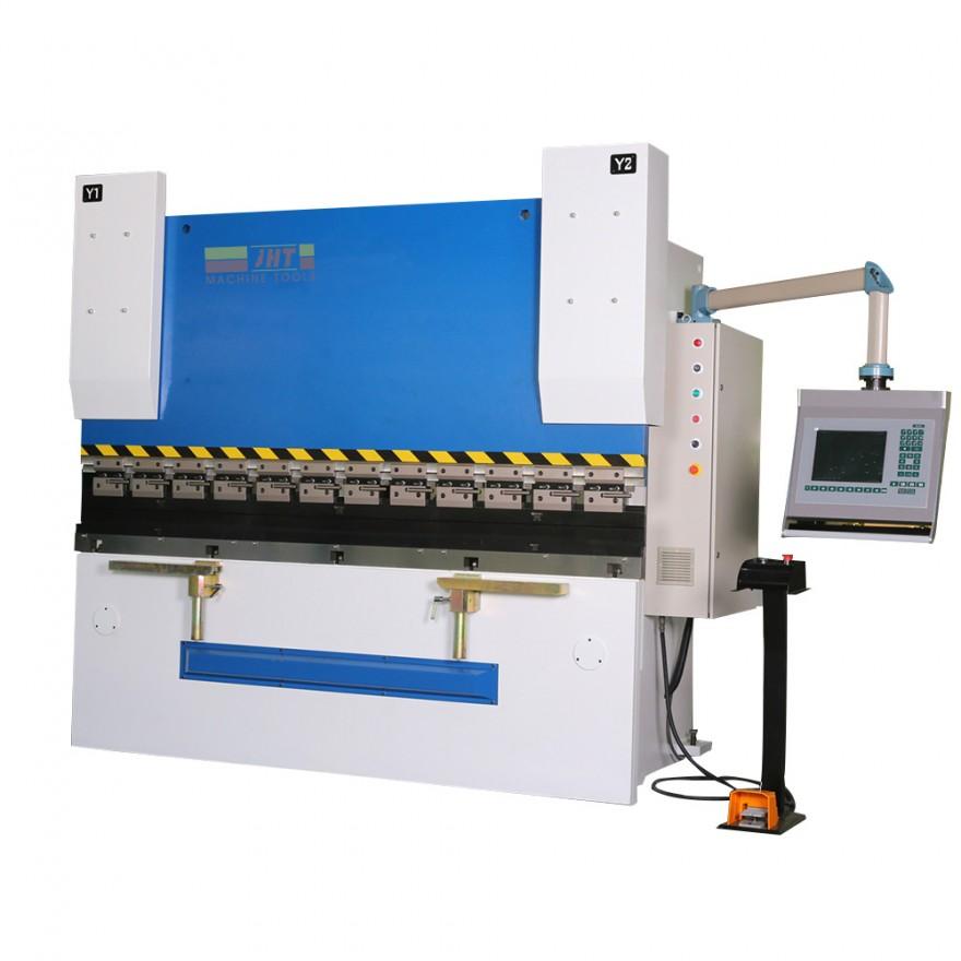 JHT CNC Hydraulic Torsion Bar Press Brake  Model 125T4000