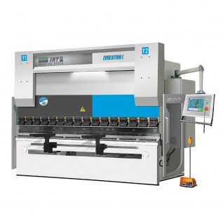 CNC Electro Hydraulic Press Brake With Cyblec Touch 12  System 6+1 Axis Touch Screen 160t3200 model