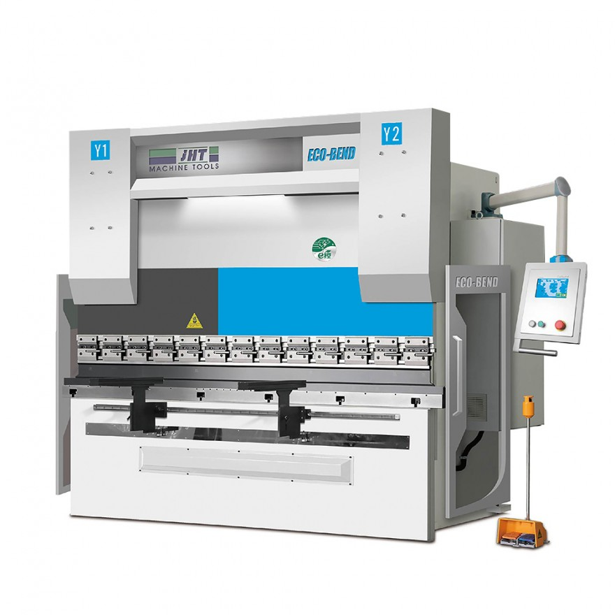 CNC Electro Hydraulic Press Brake With Cyblec Touch 8  System 4+1 Axis Touch Screen 80t3200 model