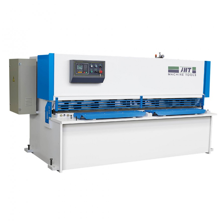HSS Series Hydraulic Swing Beam Type Shearing Machine With NC System 4X2500