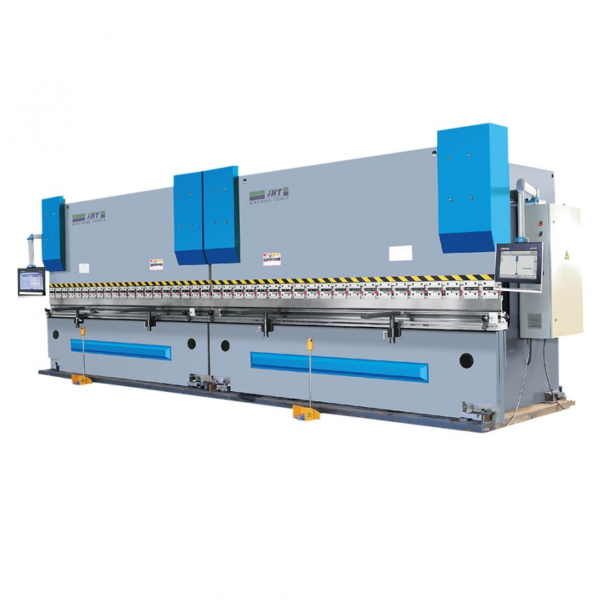CNC Electro Hydraulic Press Brake With Delem DA56S System 4+1 Axis 200T8000