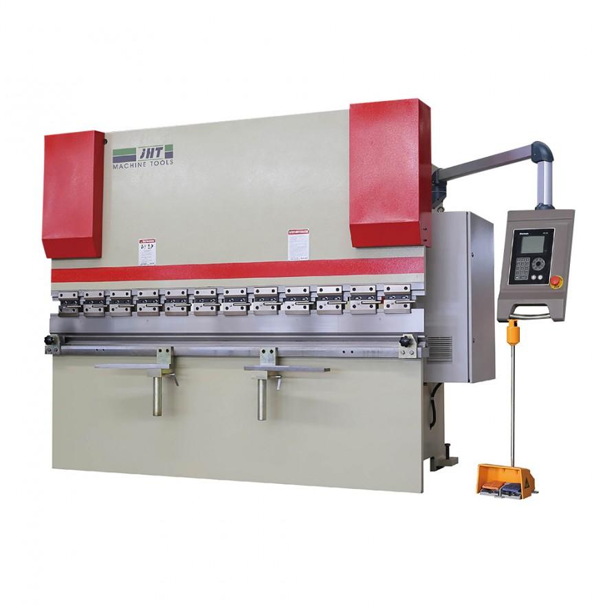 Economic CNC Hydraulic Torsion Bar Press Brake With Delem DA41S System 63T3200