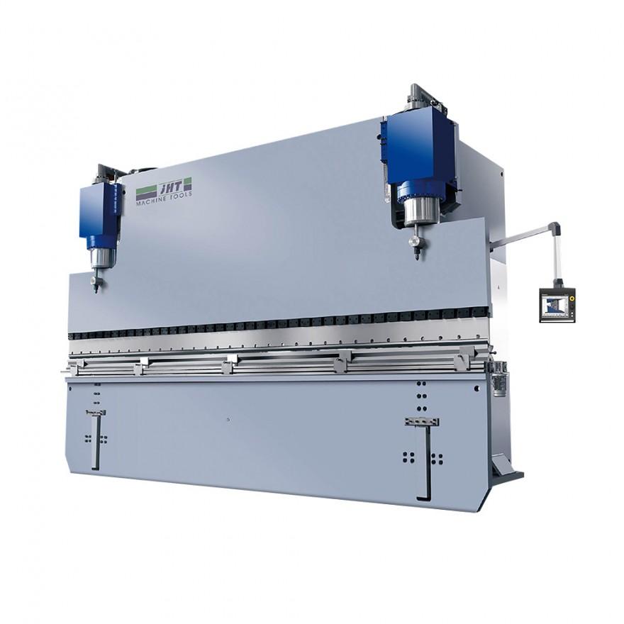 CNC Electro Hydraulic Press Brake With Delem DA58T System 3+1 Axis 500T6000 model