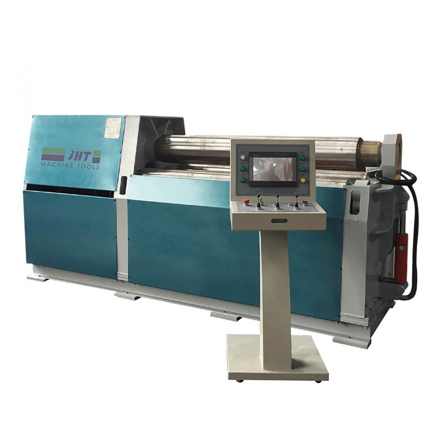 W12 Series CNC Hydraulic Four Roller Rolling Machine 10X2500